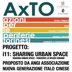 Progetto AxTO - Sharing Urban Space